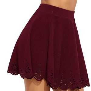 Mini Skater Skirt